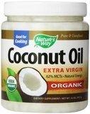 Nature's Way Extra Virgin Organic Coconut Oil
