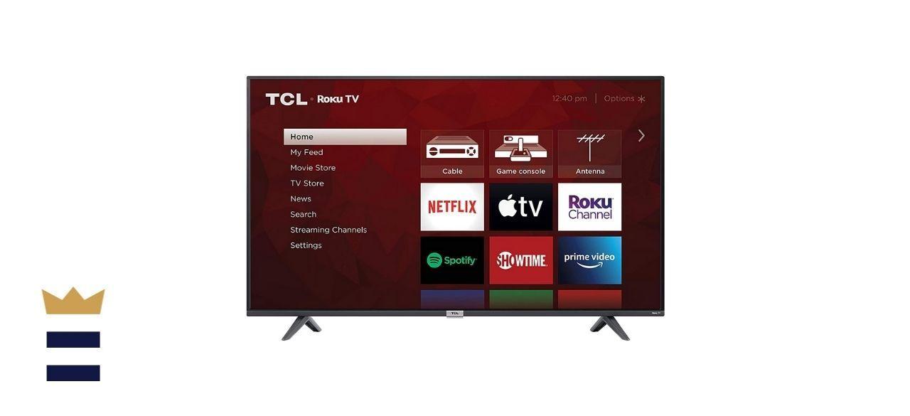 TCL 43-Inch 4K UHD Smart LED TV