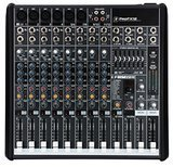 Mackie PROFX12 12-Channel Compact Effects Mixer