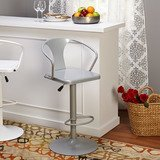 Retro Max Adjustable Swivel Barstool