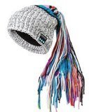 PRETTYGARDEN Winter Warm Knit Music Beanie
