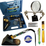 Whatnot Widgets 12-Piece Electronic Soldering Iron Kit
