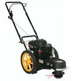 Poulan Pro 22-Inch 190cc Gas High-Wheel Lawn Trimmer
