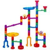 Marbulous Translucent Marble Run Set