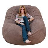 Cozy Sack 6-Foot Beanbag Chair