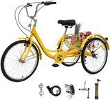 "Slsy 26"" Adult Mountain Tricycle"