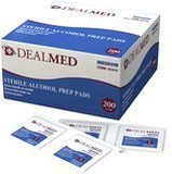 DealMED Sterile Alcohol Prep Pads