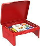 Hey Play! Collapsible Table with Storage