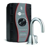 InSinkErator  H-HOT100C Stainless Steel Chrome Instant Hot Water Dispenser