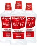 Colgate Optic White High Impact White Mouthwash