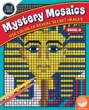 MindWare Color by Number Mystery Mosaics