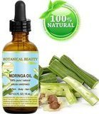 Botanical Beauty Moringa Oil, 0.5 oz.