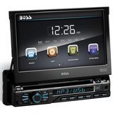 Boss BV9979B Single-DIN DVD and CD Receiver