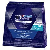 Crest 3D White Luxe Whitestrips Professional Effects Whitening Kit