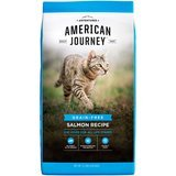American Journey Salmon Recipe Grain-Free Dry Cat Food