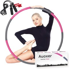 Auoxer Weighted Hoop