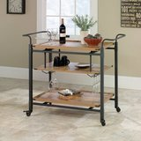 Better Homes and Gardens Rustic Bar Cart