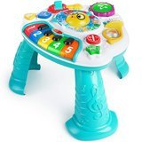 Baby Einstein Discovering Music Activity Table with Bendy Ball Bundle
