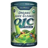 Purity Products Certified Organic Juice Cleanse (OJC) Plus - Berry Surprise, 12.28 oz.