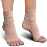 Crucial Compression Plantar Fasciitis Sock with Arch Support for Men & Women