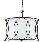Canarm Monica 3-Light Chandelier