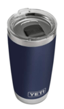 YETI Rambler 20 oz Insulated Tumbler w/MagSlider Lid
