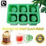 IC ICLOVER Silicone Shot Glass Molds