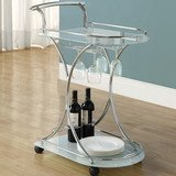 Coaster Contemporary Serving Cart
