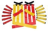 Adventure Animalz Flag Football Set, 14-Player