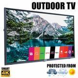SEALOC Outdoor 55-Inch Weatherproof Television