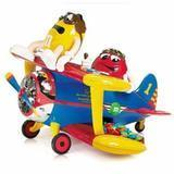 M&Ms Toy Airplane Candy Dispenser