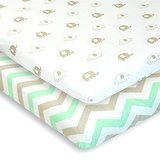 Cuddly Cubs Pack n Play Sheets