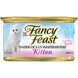 Purina Fancy Feast Kitten Gourmet Wet Cat Food (24 3 oz. cans)