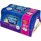 Fresh Step UltraCare Clumping Cat Litter with Febreze
