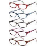 GAMMA RAY OPTICS 6 Pairs Ladies' w/Sunglasses