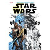 Marvel Color Your Own Star Wars