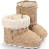 Livebox Winter Infant Prewalker Toddler Snow Boots