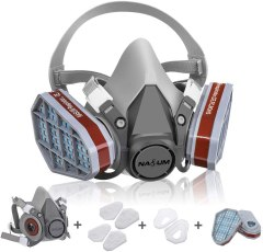 NASUM Reusable Half Face Respirator