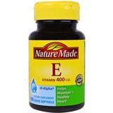 Nature Made Vitamin E Softgels