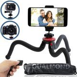 Qualmond Universal Flexible Tripod