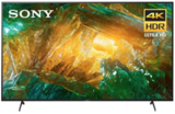 Sony X800H Series Smart 4K UHD TV with HDR