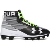 Under Armour Youth Hammer Mid-Molded Football Cleats
