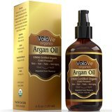 ViolaVe USDA Organic Argan Oil, 4 oz.