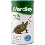 Wardley Reptile Sticks - Also A Great Food For Amphibians