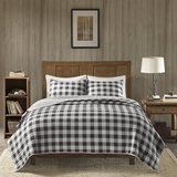 Woolrich Buffalo Check Quilt Bedding Set