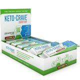 Zenwise Health Keto Crave Energy Bar